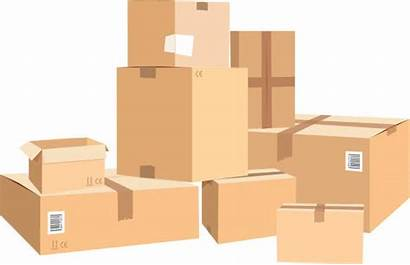 Cardboard Boxes Clip Different Packages Illustrations Similar