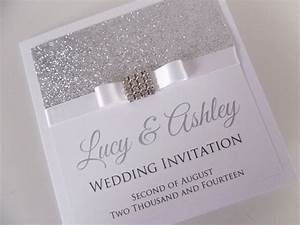 Handmade personalised luxury wedding invitation sample for Luxury handcrafted wedding invitations