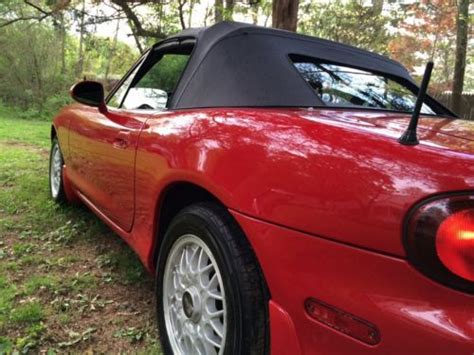 sell   red mazda miata  east northport  york