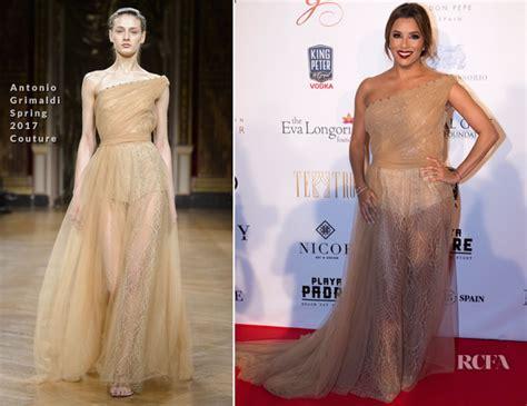 Eva Longoria  Red Carpet Fashion Awards