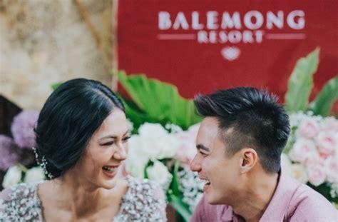 balemong resort pesona tempat lamaran baim wong  paula