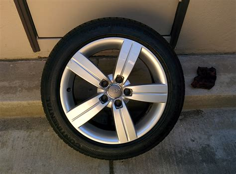 audi tt wheels  tires
