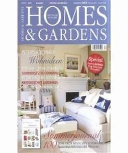 alles uber die zeitschrift homes and gardens wohnende With katzennetz balkon mit zeitschrift home and garden
