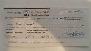 Chèque De Banque La Poste : comment remplir un ch que tunisie comment remplir ~ Medecine-chirurgie-esthetiques.com Avis de Voitures