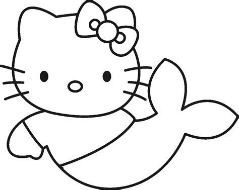 Imageslistcom Hello Kitty For Coloring Part 2