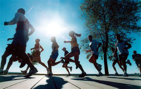 La Course à Pied Bonne Pour La Santé  Running Athlétisme