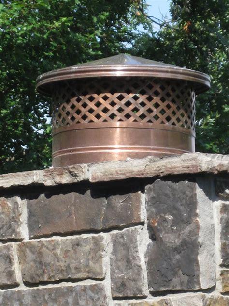 fireplace chimney cap gallery