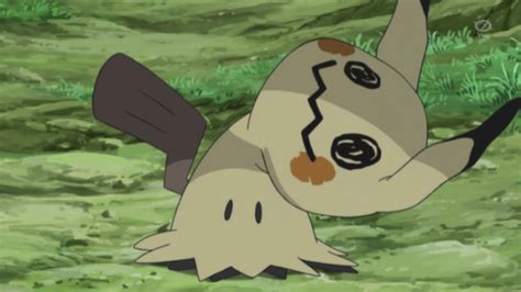 mimikyu     move  pokemon ultra sun  moon