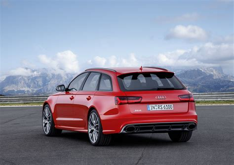2018 Audi Rs6 Avant Performance Picture 652318 Car