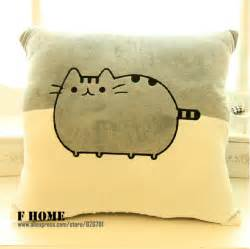pusheen cat pillow aliexpress buy pusheen the cat big soft pillow