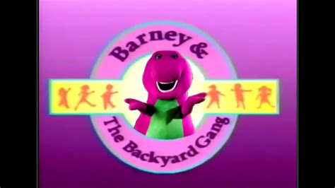Barney & The Backyard Gang Songs (versions Mixed & Pitched