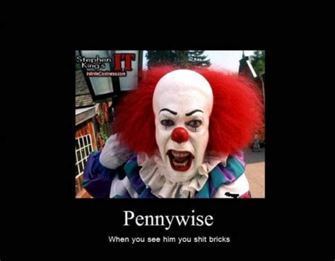 Pennywise Memes - quotes from pennywise the clown quotesgram