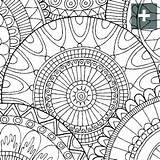 Pattern Patterns Coloring Hard Pages Quilt Log Cabin Designs Mandala Super Abstract Cross Adults Geometric Printable Canon Getcolorings Featured Colorings sketch template