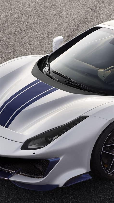 wallpaper ferrari  pista spider  cars supercar