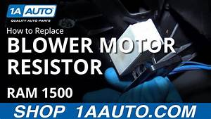 What Is Er Motor Resistor
