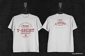 amazing free t shirt mockup psd zippypixels With clothing mockup psd