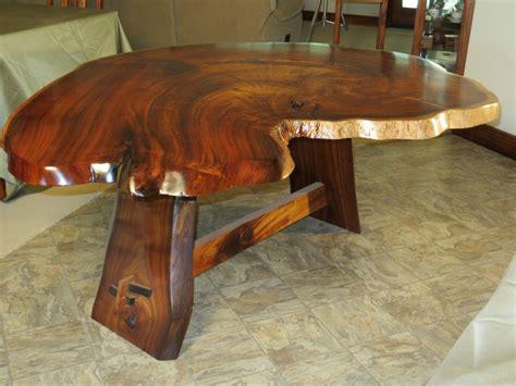 oak dining table bring the of hawaii koa wood furniture