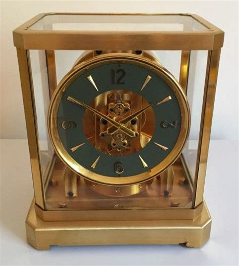 jaeger lecoultre table clock jaeger lecoultre atmos table clock 1950s catawiki
