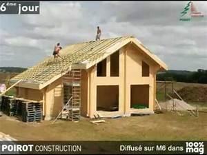 Construction D39une Maison Bois En Kit YouTube