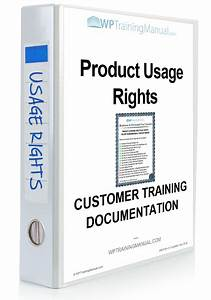 Product Usage Rights