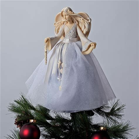Christmas Tree Toppers Angels by Angel Christmas Foundations Tree Topper 4026907