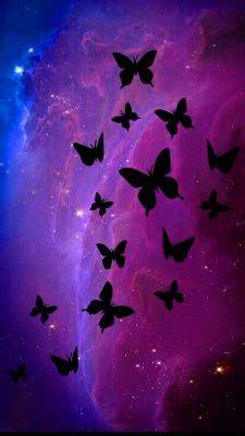 iphone wallpaper purple butterfly   iphone wallpaper