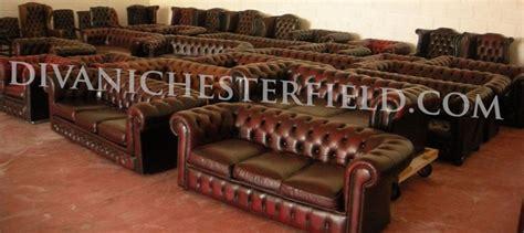 Divano Chester Usato Vintage