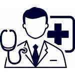 Clipart Doctor Consultation Icon Pinclipart Transparent