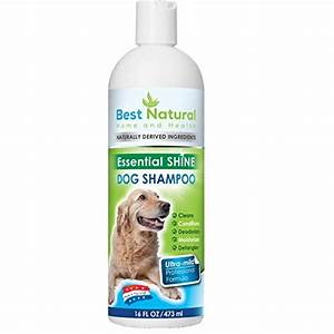 best natural dog shampoo and conditioner dog shampoo for With best dog shampoo for dry skin
