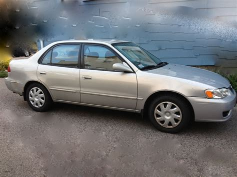 2002 Toyota Corolla Le by 2002 Toyota Corolla Pictures Cargurus
