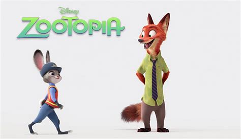 Check Out The First Teaser Poster For Disney's Zootopia