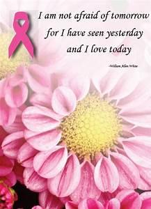 Pink Ribbon Ins... Ribbon Quotes