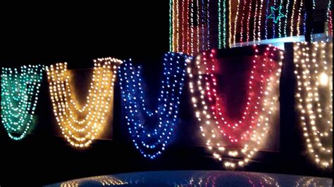 Kothi Decoration(lights) Youtube