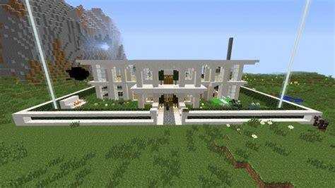 Moderne Häuser Zum Nachbauen minecraft moderne villa zum nachbauen