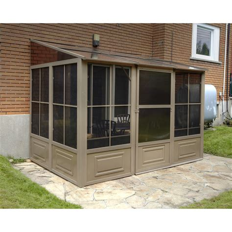gazebo penguins gazebo penguin 16 ft w x 8 ft d metal patio gazebo