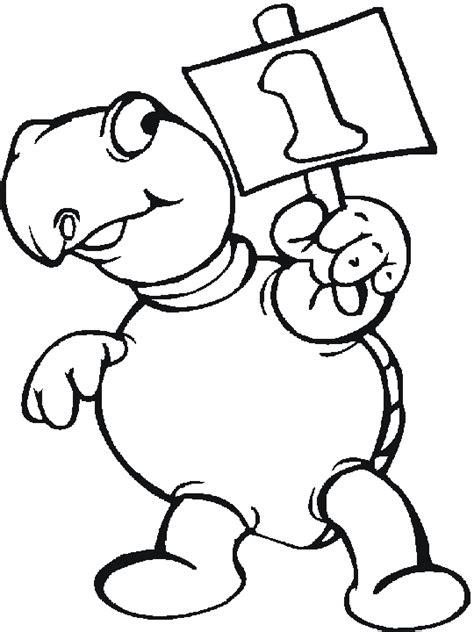 number  coloring pages  kids crafts    kids