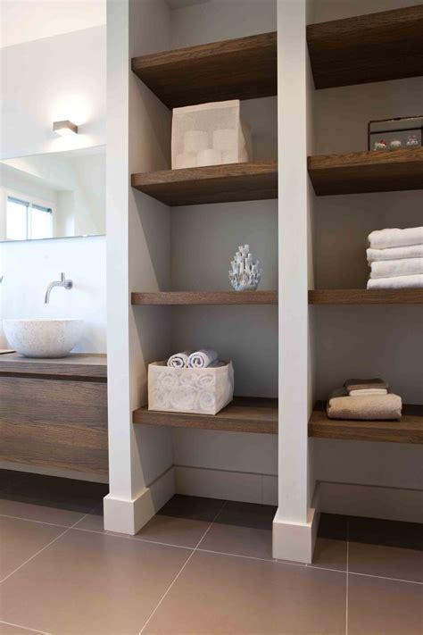 Badezimmer Regal Design by Bad Nische Phillips Wohnung