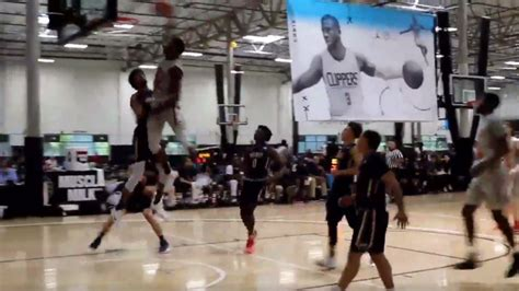 jay zs nephew throws  nasty dunk