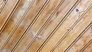 peindre du lambris comment peindre With peindre sur du bois vernis
