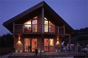 Chalet De Jardin Contemporain : chalet bois contemporain ~ Premium-room.com Idées de Décoration