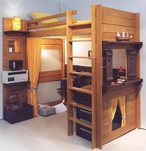 Hauteur Lit Mezzanine : hauteur mezzanine lit my blog ~ Premium-room.com Idées de Décoration