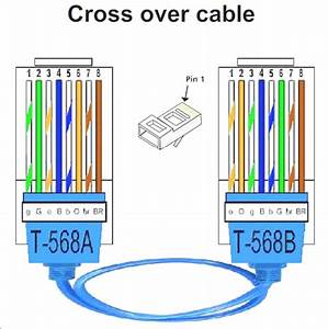 Cat 5 Crossover Wiring Diagram  U2013 Crossover Switch 4 Wiring Diy Enthusiasts Wiring Diagrams   47