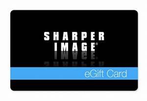 eGift Card @ Sh... Sharper Image Online