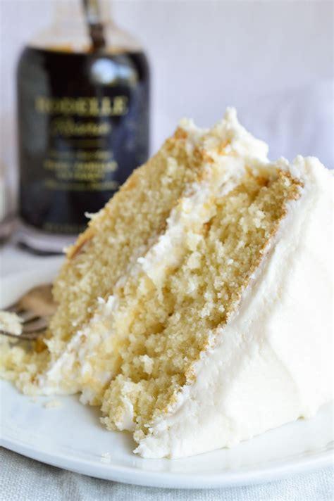 how to bake a vanilla cake buttermilk vanilla cake recipe from scratch