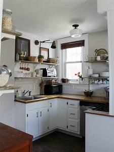 Kleine Küche Einrichten Ideen : kleine k che clever einrichten varianten tipps f r ~ Lizthompson.info Haus und Dekorationen