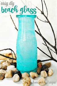 Diy, Sea, Glass, Craft, Tutorial