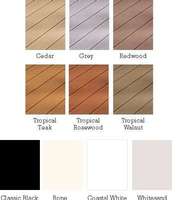 timbertech colors timbertech decking colors laurensthoughts