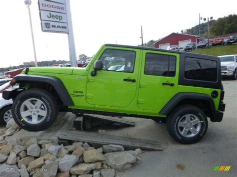 jeep unlimited green gecko green pearl 2013 jeep wrangler unlimited sport 4x4