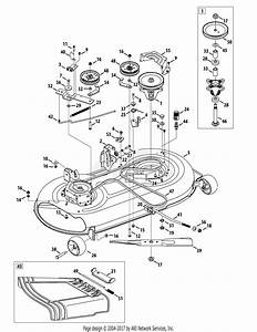 27 Huskee Lt4200 Drive Belt Diagram
