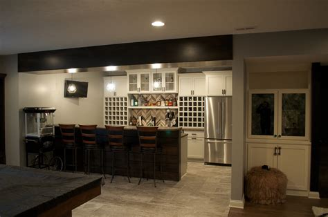 Basement Finishing & Remodeling In The Greater
